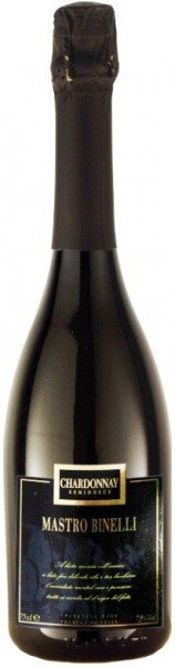 "Игристое вино ""Mastro Binelli"" Chardonnay"