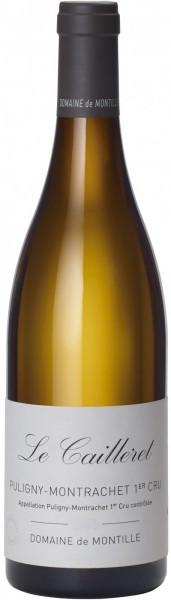 """Вино Domaine de Montille, Puligny-Montrachet 1-er Cru """"Le Cailleret"""" AOC, 2003"""