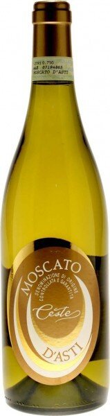 Игристое вино Ceste Moscato d'Asti DOCG, 2009