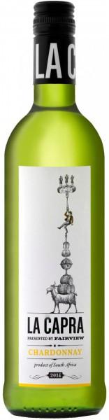 "Вино Fairview, ""La Capra"" Chardonnay, 2014"