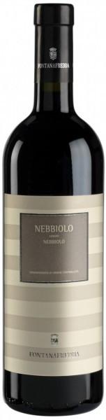 Вино Fontanafredda, Nebbiolo, Langhe DOC, 2012