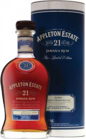 "Ром ""Appleton Estate"" 21 Years Old, in tube, 0.7 л"