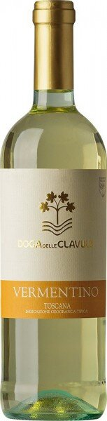 Вино Doga delle Clavule, Vermentino, Toscana IGT, 2013