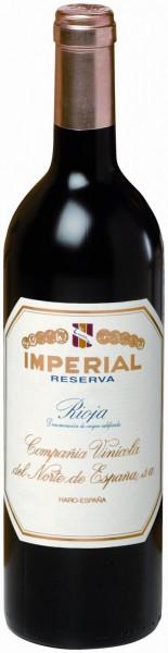 """Вино CVNE, """"Imperial"""" Reserva, Rioja DOC, 2004"""