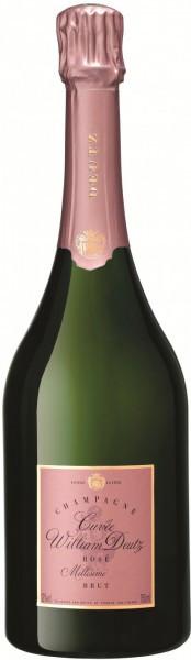 Шампанское Cuvee William Deutz Rose Millesime, 2000