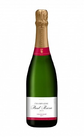 Шампанское Champagne Paul Bara Grand Rose Brut Bouzy Grand Cru 0.375л