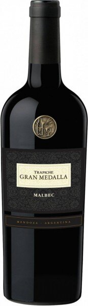 """Вино Trapiche, """"Gran Medalla"""" Malbec, 2012"""