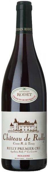 """Вино Antonin Rodet, Chateau de Rully, Rully 1-er Cru """"Molesme"""" AOC, 2011"""