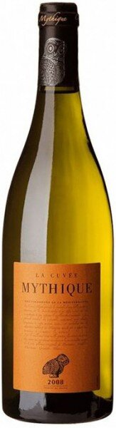 Вино Val d'Orbieu-Uccoar, La Cuvee Mythique Blanc, Pays d'Oc IGP, 2008
