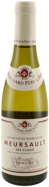 """Вино Meursault AOC """"Les Clous"""", 2013, 0.375 л"""