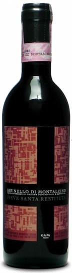Вино Gaja, Pieve Santa Restituta, Brunello di Montalcino, 2011, 0.375 л