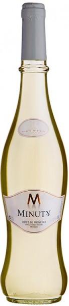 "Вино Chateau Minuty, ""M de Minuty"" Blanc, Cotes de Provence AOC, 2015"