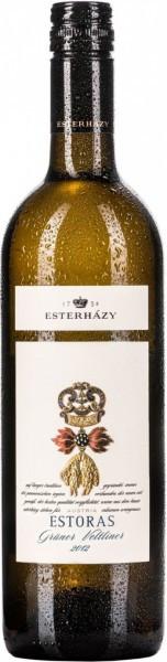 """Вино Esterhazy, """"Estoras"""" Gruner Veltliner, 2012"""