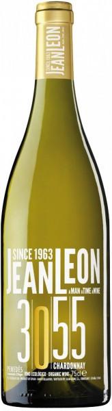 "Вино Jean Leon, ""3055"" Chardonnay, Penedes DO, 2015"