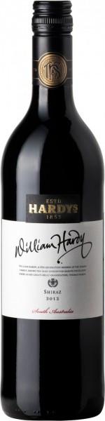 "Вино Hardys, ""William Hardy"" Shiraz, 2012"