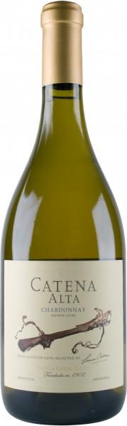 """Вино Catena Zapata, """"Catena Alta"""" Chardonnay, Mendoza, 2012"""