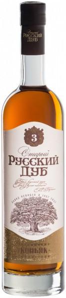 "Коньяк ""Old Russian Oak"" 3 Years, 0.5 л"