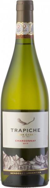 "Вино Trapiche, ""Oak Cask"" Chardonnay, 2013"