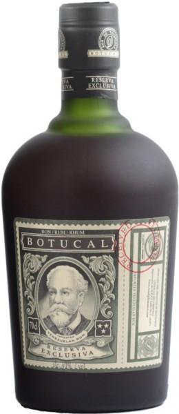 """Ром """"Botucal"""" Reserva Exclusiva, 0.7 л"""