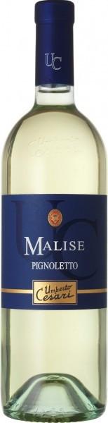 Вино Malise Pignoletto, Emilia IGT, 2009