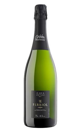 Игристое вино Covides Ferriol Brut 0.75л