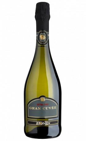 Игристое вино Zonin Gran Cuvee 0.75л