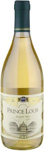 "Вино Calvet, ""Prince Louis"" Blanc"