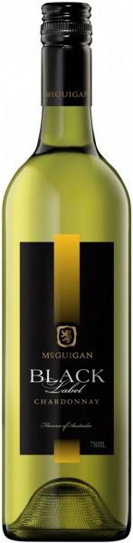 """Вино McGuigan, """"Black Label"""" Chardonnay, 2011"""