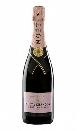 Шампанское Moet & Chandon Rose Imperial 1.5л