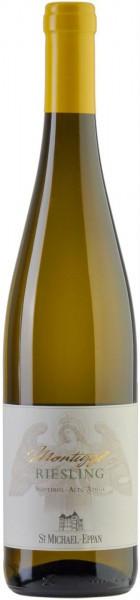 "Вино San Michele-Appiano, Riesling ""Montiggl"", Alto Adige DOC, 2014"