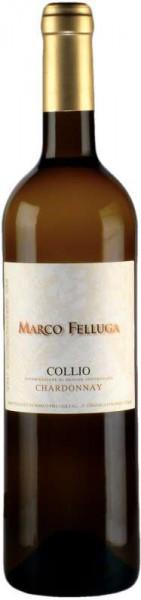 Вино Collio Chardonnay DOC, 2012