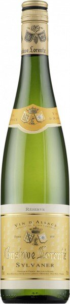 Вино Gustave Lorentz, Sylvaner Reserve, Alsace AOC