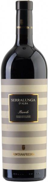 "Вино Fontanafredda, ""Serralunga d'Alba"", Barolo DOCG, 2010"