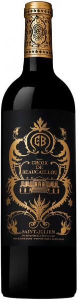 """Вино """"Croix de Beaucaillou"""", Saint Julien AOC, 2011"""