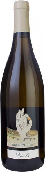 Вино Moreau-Naudet, Chablis AOC, 2014