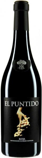 """Вино Vinedos de Paganos, """"El Puntido"""", Rioja DOCa, 2007"""