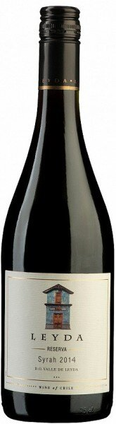 "Вино Leyda, ""Classic Reserva"" Syrah, 2014"