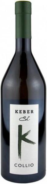 Вино Edi Keber, Collio DOC, 2012