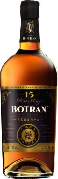 "Ром ""Botran"" 15 Anejo Reserva, 0.7 л"