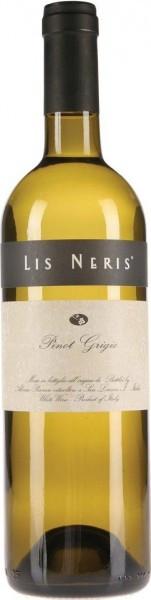 Вино Lis Neris, Pinot Grigio, Friuli Isonzo IGT, 2015, 375 мл