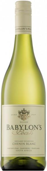 Вино Babylon's Peak, Chenin Blanc, Swartland, 2015