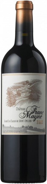 Вино Chateau Franc Mayne, Saint-Emilion AOC, 2005
