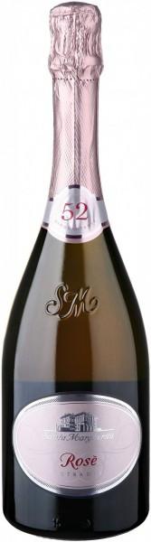"""Игристое вино Santa Margherita, """"52"""" Rose Extra Dry"""