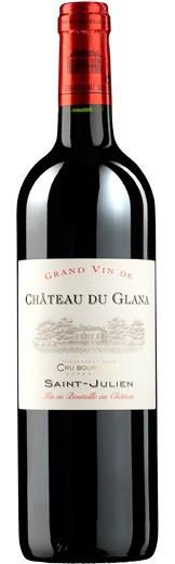 Вино Chateau du Glana Cru Bourgeois Superieur Saint-Julien AOC, 2007