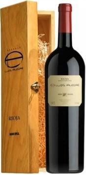 Вино Luis Alegre Vendimia Seleccionada, Rioja DOC 2003, gift box, 1.5 л