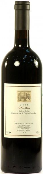 "Вино La Spinetta, Barbera d'Alba ""Gallina"", 2007"
