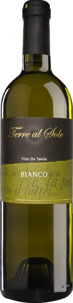 "Вино Cantine Due Palme, ""Terre al Sole"" Bianco VdT"