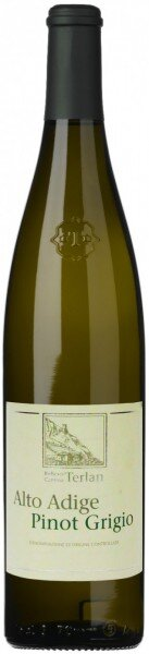 Вино Cantina Terlano, Pinot Grigio, 2016