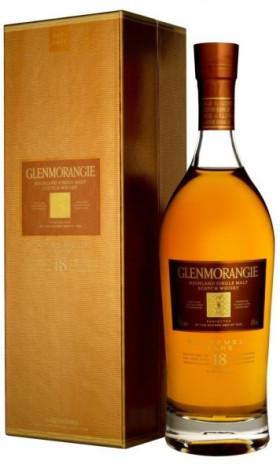 Виски Glenmorangie Extremely Rare 18 YO, in gift box, 0.7 л