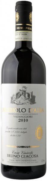 """Вино Bruno Giacosa, """"Valmaggiore"""", Nebbiolo d'Alba DOC, 2010"""